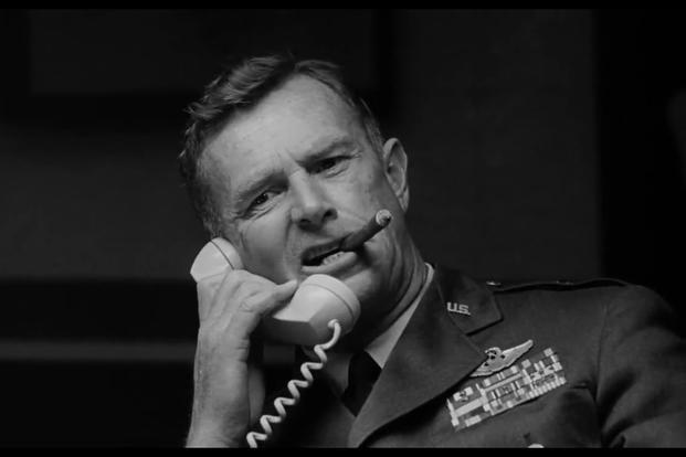 Sterling Hayden Dr. Strangelove
