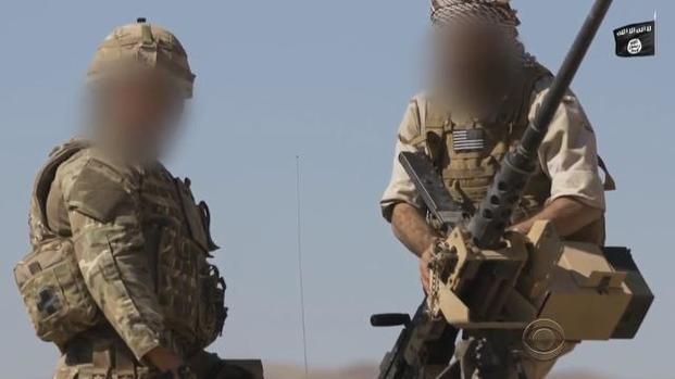 ISIS Video Claims to Show U.S. Special Ops Training