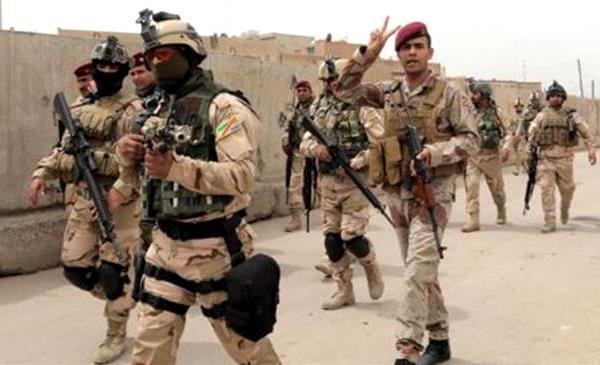 iraqi army units are  u201cwell equipped  u201d u s  commander says