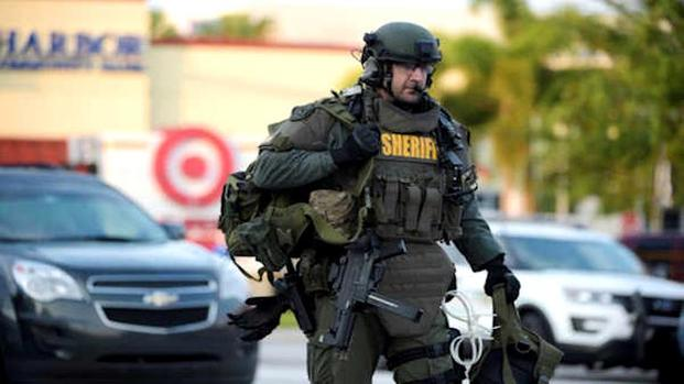 Orlando SWAT In Tactical Gear Too Much Or Just Right