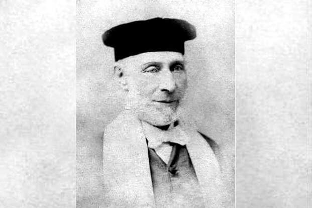 Jacob Frankel ca. 1870