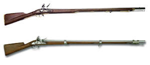 Late 18th Century rifle