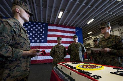 Why The Marine Corps Birthday Matters Military Com