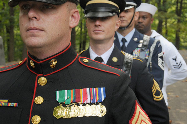 Best military branch for married man