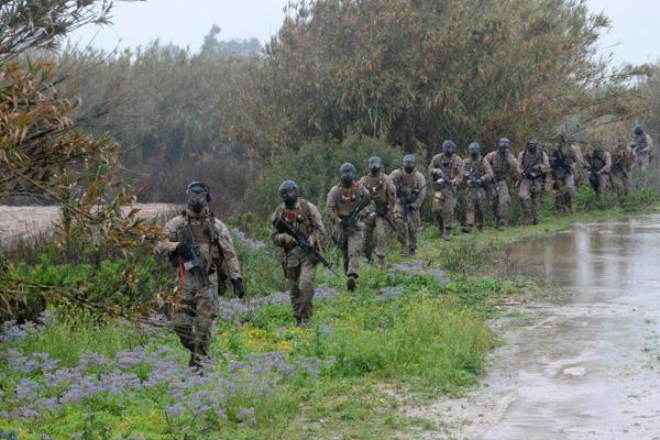 Marine Fleet Anti Terrorism Security Team Military Com