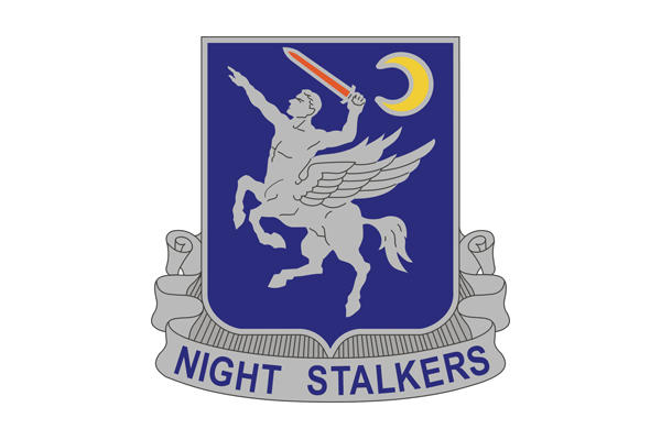 160th Special Operations Aviation Regiment shield