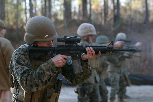 MSOSG Training, photo by Lance Cpl. Kyle McNally.