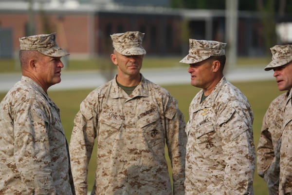 USMC Commanding Officers