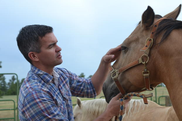 Army Veteran and Veterinarian Chase Kohne is running for Congress