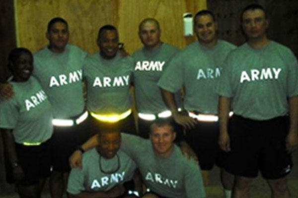 Getting Through Deployment With Physical Fitness