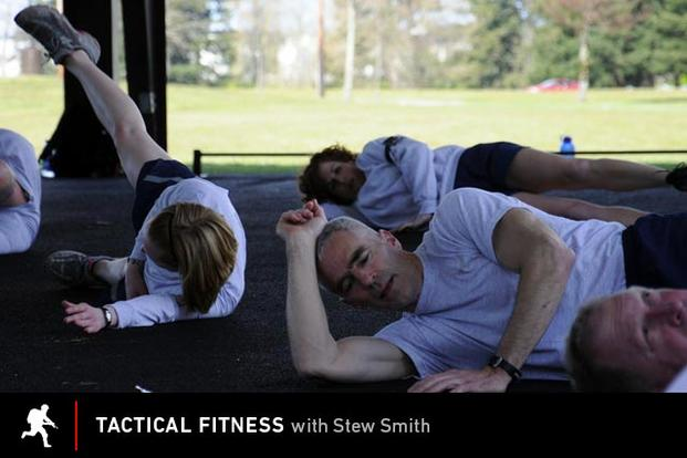 Tactical Fitness: Remedial PT Ideas for Weekend Reservists