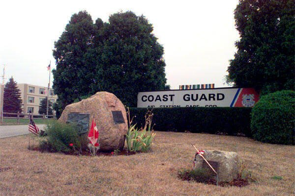 Coast Guard Air Station Cape Cod.
