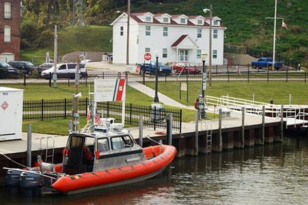 Coast Guard Station Ashtabula. (U.S. Coast Guard photo)