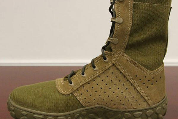 Army Starts Testing New Jungle Boots