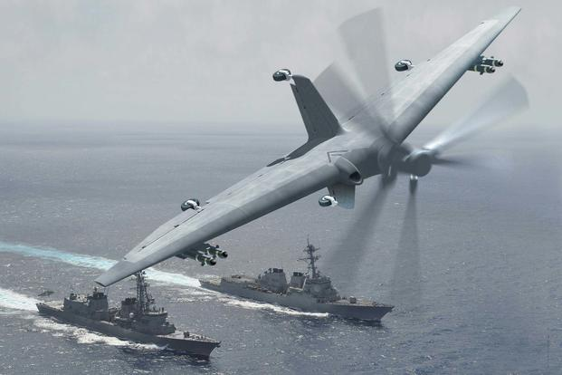DARPA Awarded Phase 3 Of Tern To A Team Led By Northrop Grumman Corp The