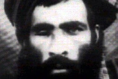 Photo thought to be of Mullah Omar.
