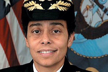 Vice Adm. Michelle Janine Howard