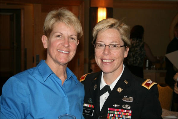 Brigadier General Tammy Smith