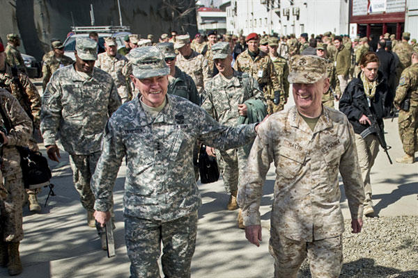 army considers marine corps camo for new uniforms military com