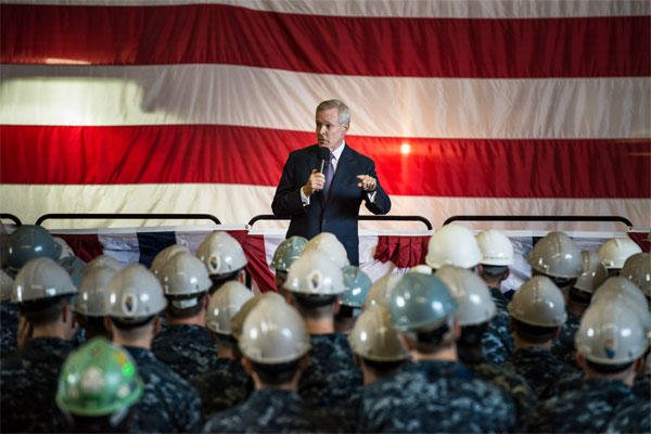 Navy Overhauls Personnel System, Adds Family Benefits to