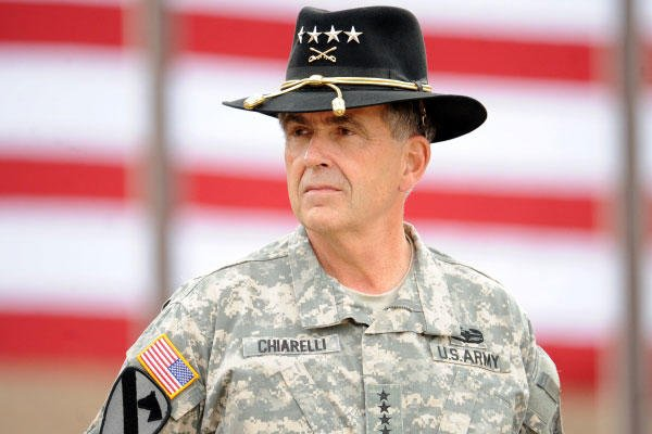 Retired Army Gen. Peter Chiarelli
