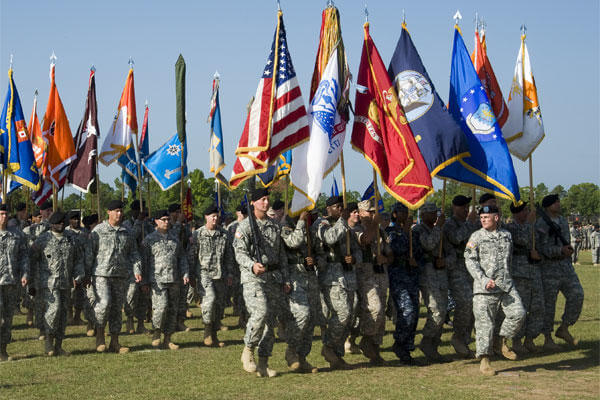 Fort Gordon unit (U.S. Army photo)