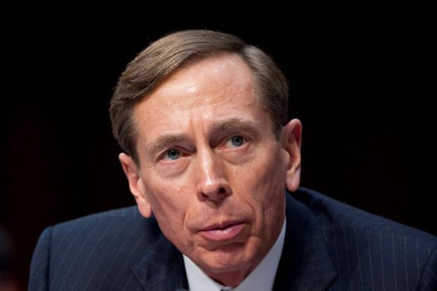 Retired Army Gen. David Petraeus (AP photo)