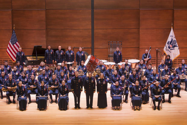 Coast Guard Band (U.S. Coast Guard photo)