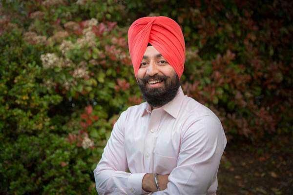Harpal Singh (Photo: The Sikh Coalition)