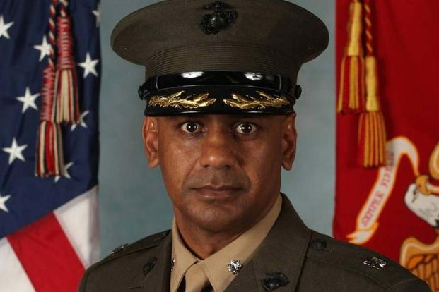 Lt. Col. Joshua Kissoon (Marine Corps Photo)