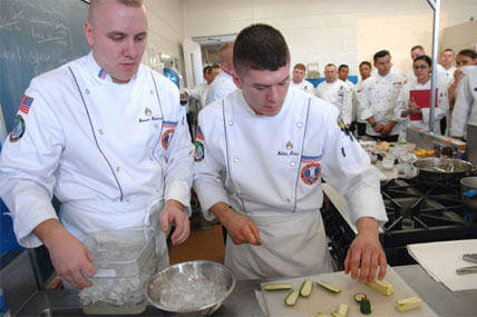 Skills Translator Food Service Specialist Military Com