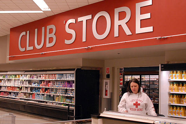 Commissary Club Store