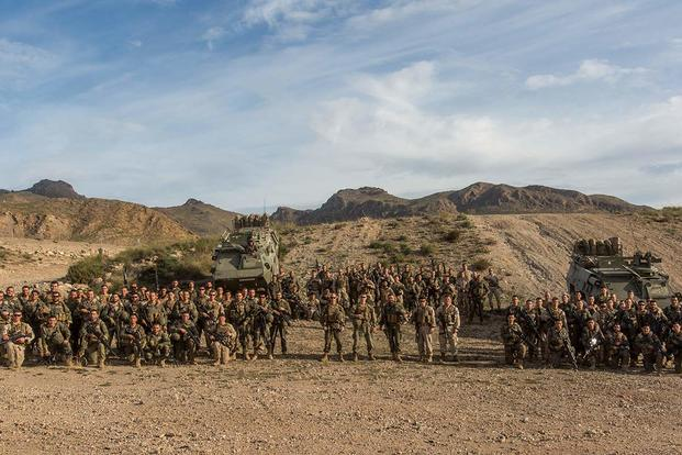 U.S. Marines with Special-Purpose Marine Air-Ground Task Force Crisis Response-Africa embed with a Spanish Legion company during a week-long exercise in the mountains of Almeria, Spain, Dec. 14-18, 2015. (Photo: Staff Sgt. Vitaliy Rusavskiy)