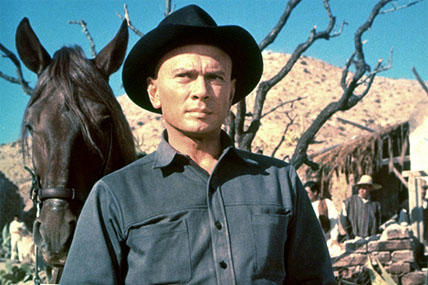 Yul Brynner Magnificent Seven