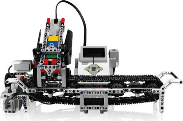 New Lego Robotics Kit Talks to iPhones | Military com