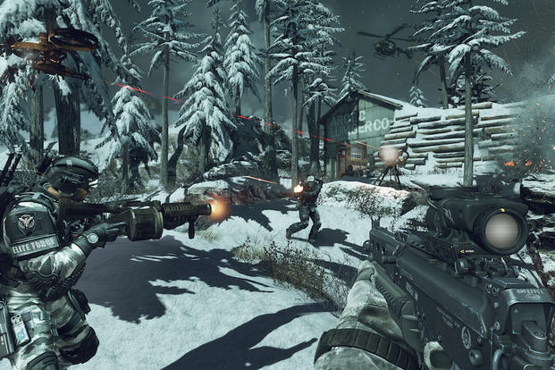 Game Review: 'Call of Duty: Ghosts' | Military com