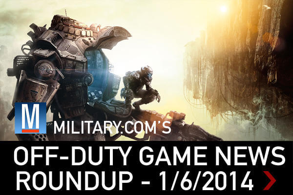 01/06/14 Off-Duty Game News Roundup