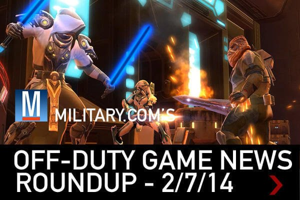 02/07/14 Off-Duty Game News Roundup