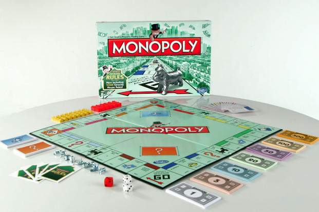 Hasbro Picks 5 House Rules For New Monopoly Set Military