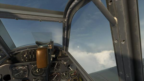 IL-2 Sturmovik: Battle of Stalingrad screenshot cockpit