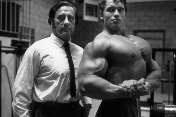 Joe Weider Fitness Mentor To Schwarzenegger Dies