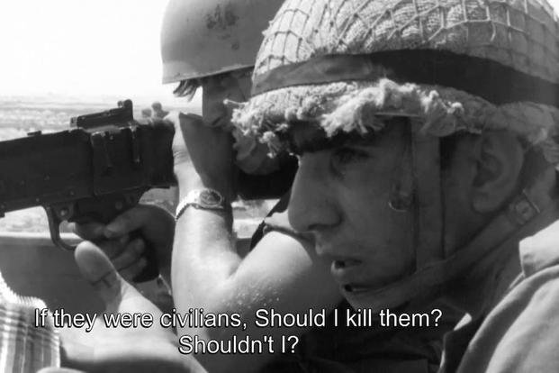 "In the documentary ""Censored Voices,"" filmmaker Mor Loushy talks to the men who served in the Seven Day War of 1967."