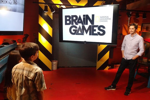 Brain Games' Leads Own Genre at Nat Geo Channel | Military com