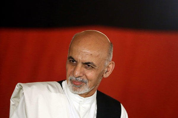 Afghan President Ashraf Ghani Ahmadzai. Massoud Hossaini/AP file photo