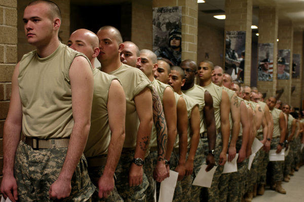 Weight Requirements For Joining The Military | Military com