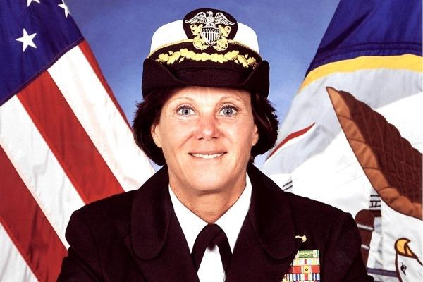 "Cmdr. Regina Cox, commanding officer of Naval Computer and Telecommunications Station at Naval Air Station Sigonella in Sicily, was fired this week for ""improper civilian hiring practices."" (US Navy photo)"
