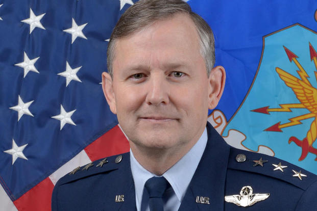 Air Force Lt. Gen. John Hesterman