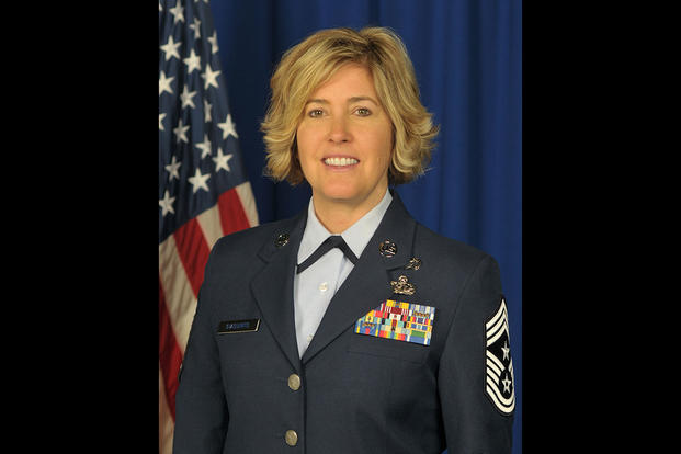 Chief Master Sgt. Amy R. Giaquinto (U.S. Air Force photo)