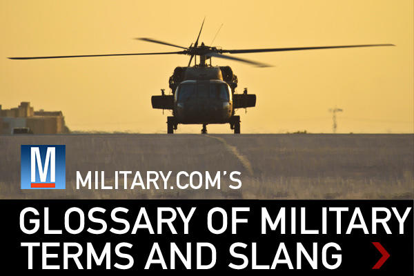 Military terms and jargon primary lead.