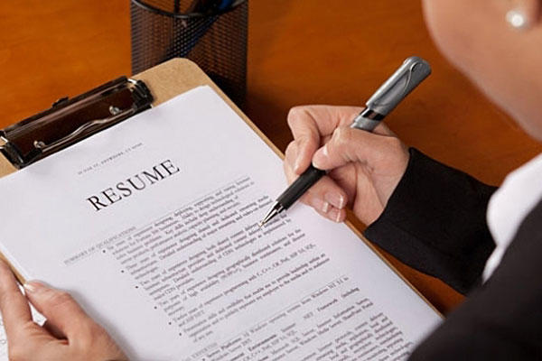 Workshopping Your Resume